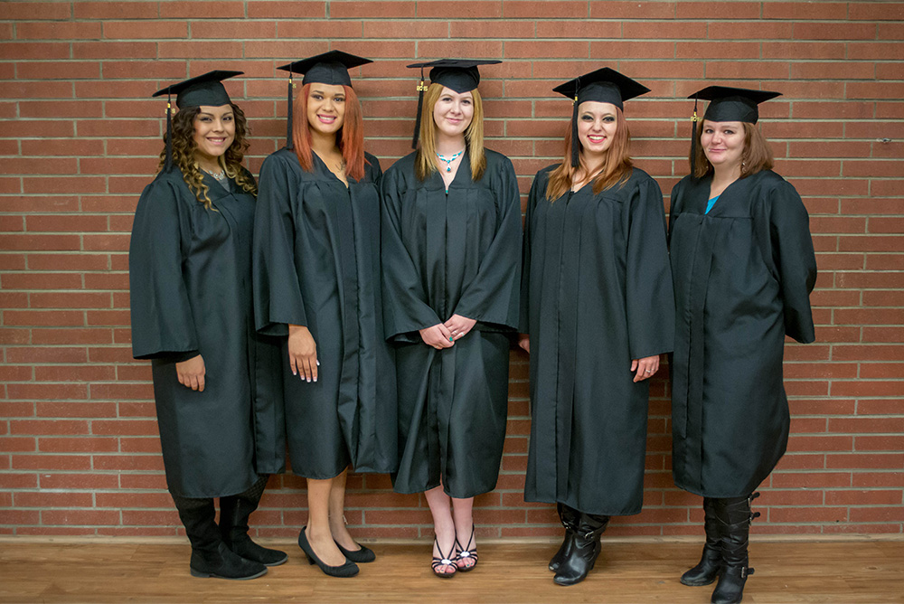 Graduates from Hope House Colorado
